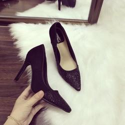 Giày 8 Phân Kim Tuyến