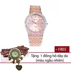 Đồng hồ nữ đính hạt Role AL96 - Mua 1 tặng 1,