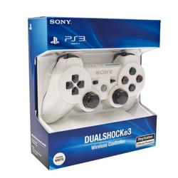 Tay cầm không dây Dualshock 3 cho PS3 - Trắng