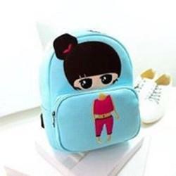 Balo mini hình cô gái Giá 195k