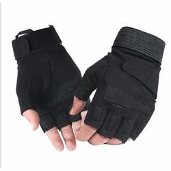 Đôi Găng tay nam ngón cụt BlackHawk GIÁ XÃ KHO- G2