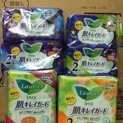 Băng vệ sinh Laurier ngày không cánh của Nhật Bản