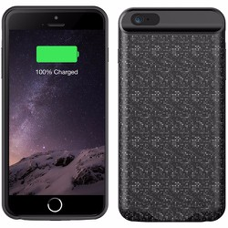 Ốp lưng pin dự phòng BASEUS Plaid Backpack 3.650mAh cho iPhone 6S Plus