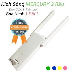 Bộ kích sóng Wifi Mercury 2 râu