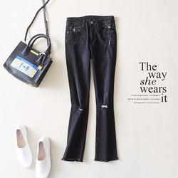 Quần Jeans lỗ chính hãng JULYROM