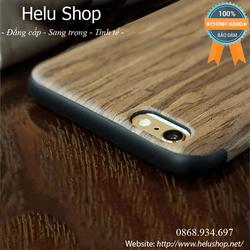 Ốp lưng iPhone 5 vân gỗ