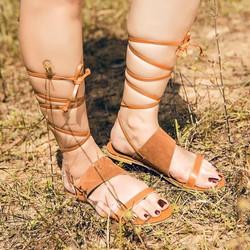 Giày chiến binh đế bệt