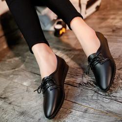 Giày Oxford Nữ Phong Cách Mới