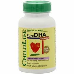 Pure DHA của childlife - Vitamin Childlife bổ sung DHA
