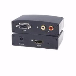 Thiết bị chuyển đổi VGA ra HDMI