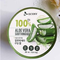 Gel dưỡng da chiết xuất Lô hội - Ecosy Aloe Vera Soothing 300ml