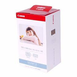 Giấy in ảnh Canon KP 108 dùng cho dòng máy in ảnh  CP910 đến CP1000
