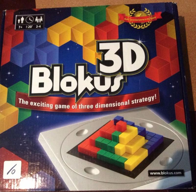 BLOKUS 3D - THỬ THACH TRÍ NÃO 3