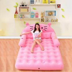 Giường hơi hình thú cực xinh