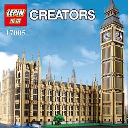 Bộ lắp ráp LEPIN hình cung điện Westminster London