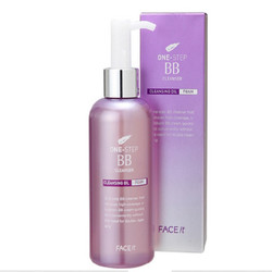 Sữa rửa mặt tẩy trang TheFace Shop Face it one step BB cleanser 200ml