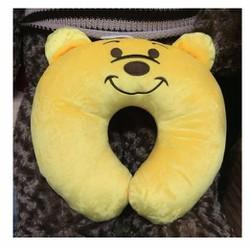 Gối kê cổ gấu Pooh