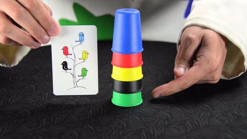 SPEED CUPS 2 NGƯỜI- CUỘC CHIẾN TỐC ĐỘ 1
