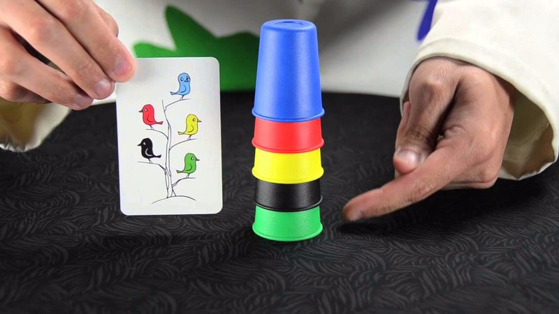 SPEED CUPS 4 NGƯỜI- CUỘC CHIẾN TỐC ĐỘ 1