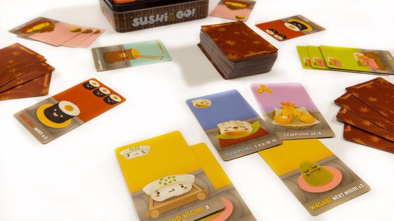 SUSHI GO! – HÃY THỬ SUSHI NÀO 2