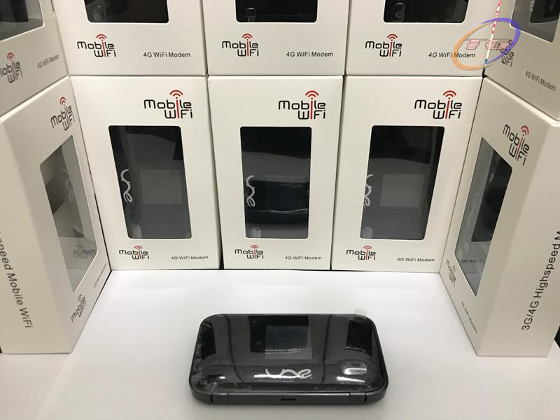 Thiết bị phát wifi từ Sim 3G 4G ZTE MF93D 100Mbps LTE 4