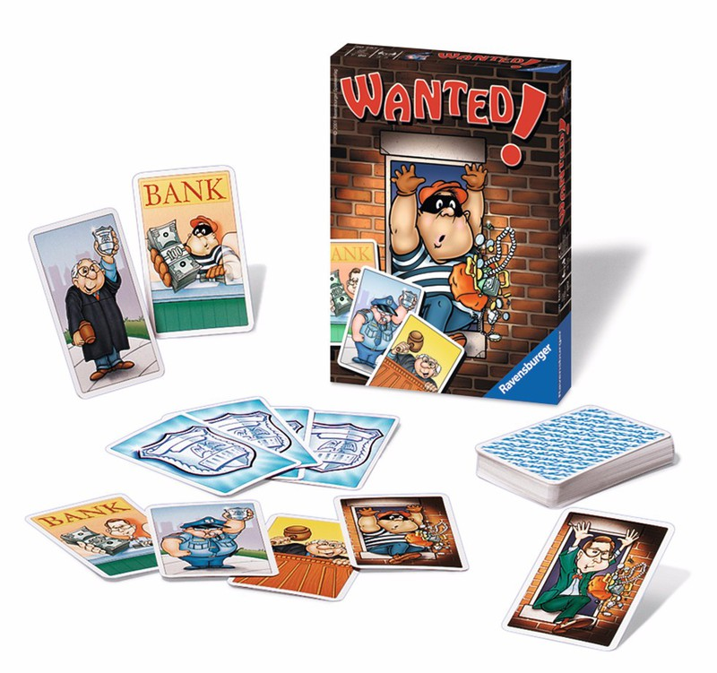 WANTED - LỆNH TRUY NÃ 1