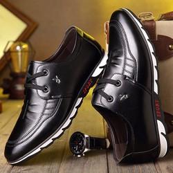 Giày da dáng thể thao Mã - G-284