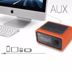 Loa Bluetooth kiêm đài FM 3in1 Loci H90 cao cấp