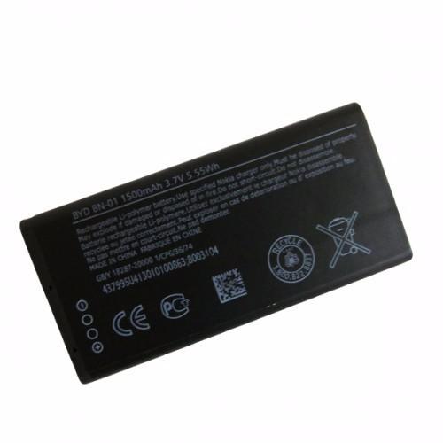 Pin Nokia-X BN-01 1500mAh. TẶNG ỐP - 4219213 , 5351746 , 15_5351746 , 210000 , Pin-Nokia-X-BN-01-1500mAh.-TANG-OP-15_5351746 , sendo.vn , Pin Nokia-X BN-01 1500mAh. TẶNG ỐP