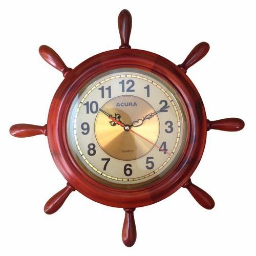 Đồng hồ treo tường gỗ Acura R08