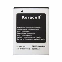 Pin Samsung-Galaxy ACE S5830 Koracell 1200mAh