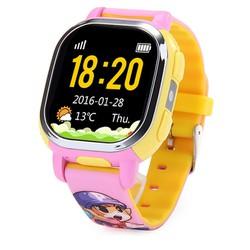 đồng hồ bé gái QQ watch PQ708 đồng hồ định vị trẻ em gọi 2 chiều