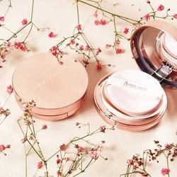 Phấn nước April Skin Magic Snow Cushion Pink SPF50++ PA+++