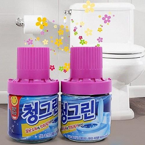Chai tẩy vệ sinh bồn cầu xanh hương ngàn hoa - 4220608 , 5359101 , 15_5359101 , 125000 , Chai-tay-ve-sinh-bon-cau-xanh-huong-ngan-hoa-15_5359101 , sendo.vn , Chai tẩy vệ sinh bồn cầu xanh hương ngàn hoa