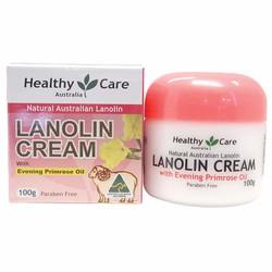 KEM DƯỠNG DA NHAU THAI CỪU LANOLIN CREAM CỦA HEALTHY CARE