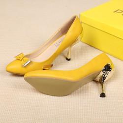 Giày cao gót hàng xuất khẩu 129k