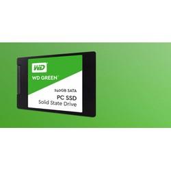 Ổ CỨNG SSD 120GB WESTERN DIGITAL GREEN
