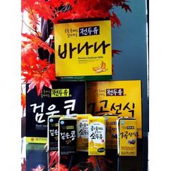 Sữa chuối Hanmi Hàn Quốc