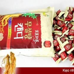 Kẹo Hồng Sâm Hàn Quốc không đường 500 gram 95K