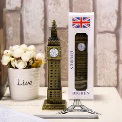 Mô hình đồng hồ Big Ben V.2 cao 18 cm cung cấp bởi WinWinShop88