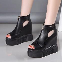 Giày Sandal đế bánh mì S070