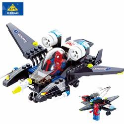 Lego xếp hình Spiderman 112 pcs