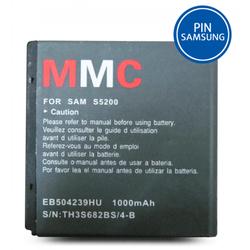 Pin Samsung-S5200 hiệu MMC 1000mAh