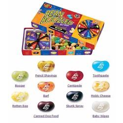 Kẹo thúi Bean Boozled hàng Mỹ hộp vòng xoay 100g 20 mùi