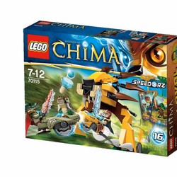 LEGO xếp hình CHIMA 240 pcs
