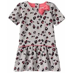 2-5 tuổi - Đầm thun french terry Gymboree Mỹ