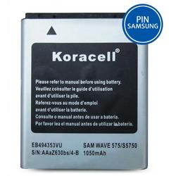 Pin Samsung-Wave 575 hiệu Koracell 1050mAh