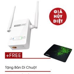 Mua Bộ Mở Rộng Sóng Wifi TOTOLINK EX200 Tặng Bàn Di Chuột