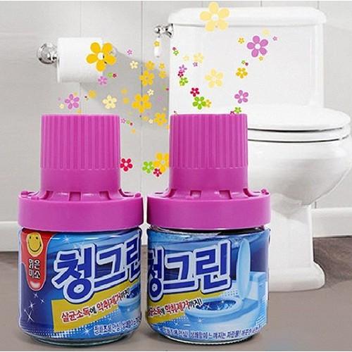 Chai tẩy vệ sinh bồn cầu xanh hương ngàn hoa - 4220630 , 5359274 , 15_5359274 , 150000 , Chai-tay-ve-sinh-bon-cau-xanh-huong-ngan-hoa-15_5359274 , sendo.vn , Chai tẩy vệ sinh bồn cầu xanh hương ngàn hoa