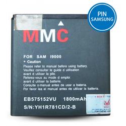 Pin Samsung-Galaxy S I9000 hiệu MMC 1800mAh